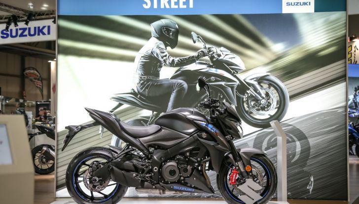 Tutte le novità di Suzuki ad Eicma 2018 - Foto 17 di 47