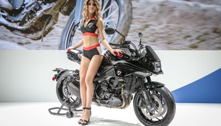 Tutte le novità di Suzuki ad Eicma 2018 - Foto 2 di 47