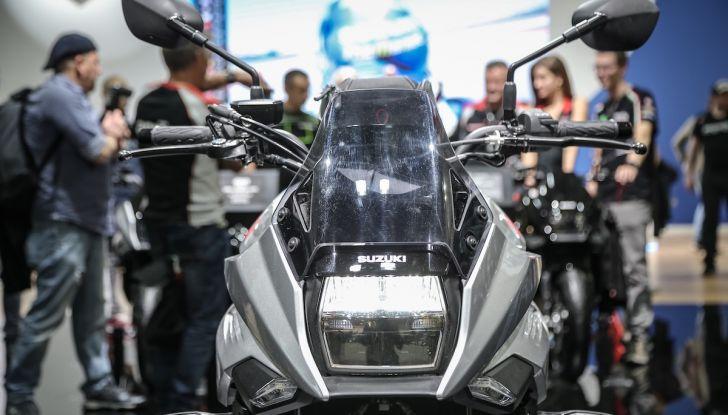 Tutte le novità di Suzuki ad Eicma 2018 - Foto 21 di 47