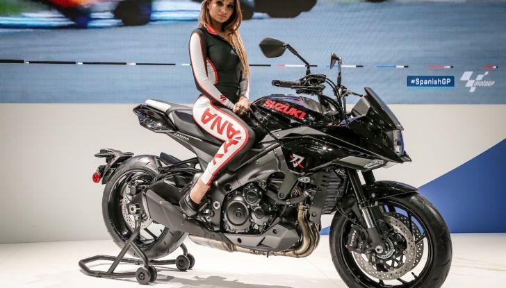 Tutte le novità di Suzuki ad Eicma 2018 - Foto 23 di 47