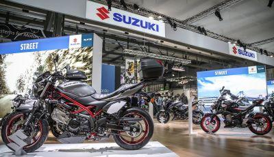 Tutte le novità di Suzuki ad Eicma 2018