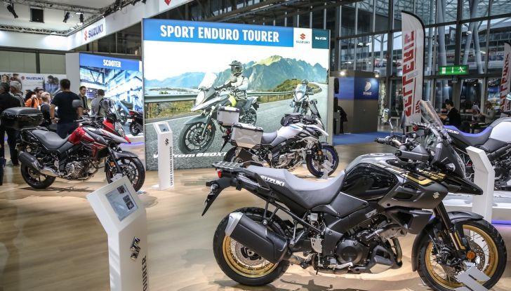 Tutte le novità di Suzuki ad Eicma 2018 - Foto 30 di 47