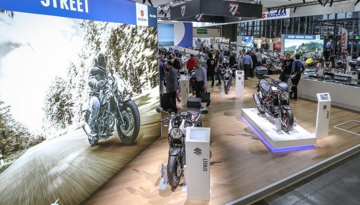 Tutte le novità di Suzuki ad Eicma 2018 - Foto 32 di 47