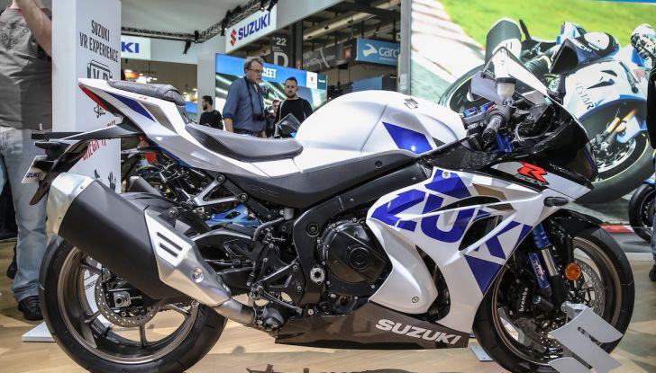 Tutte le novità di Suzuki ad Eicma 2018 - Foto 36 di 47