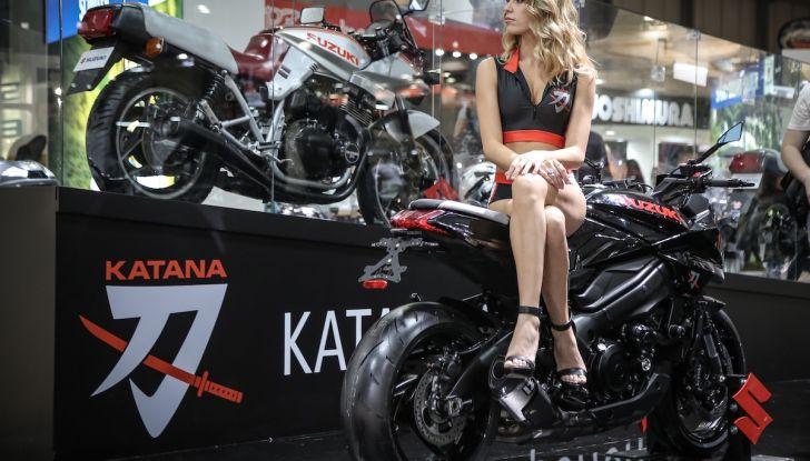 Tutte le novità di Suzuki ad Eicma 2018 - Foto 38 di 47