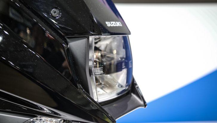Tutte le novità di Suzuki ad Eicma 2018 - Foto 40 di 47