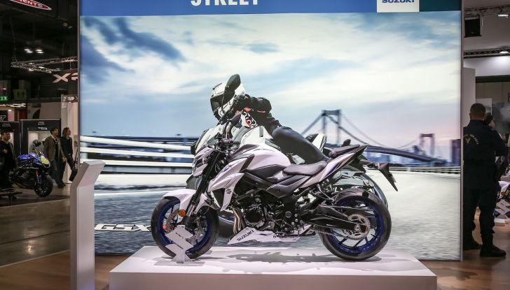 Tutte le novità di Suzuki ad Eicma 2018 - Foto 5 di 47