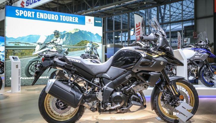 Tutte le novità di Suzuki ad Eicma 2018 - Foto 43 di 47