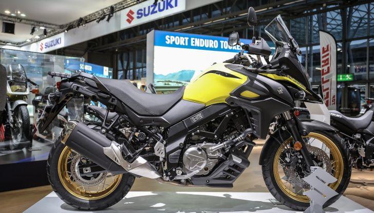 Tutte le novità di Suzuki ad Eicma 2018 - Foto 44 di 47