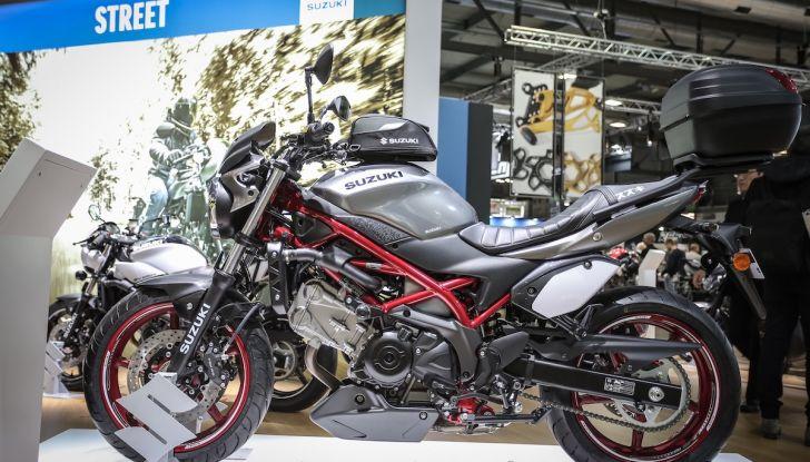 Tutte le novità di Suzuki ad Eicma 2018 - Foto 47 di 47