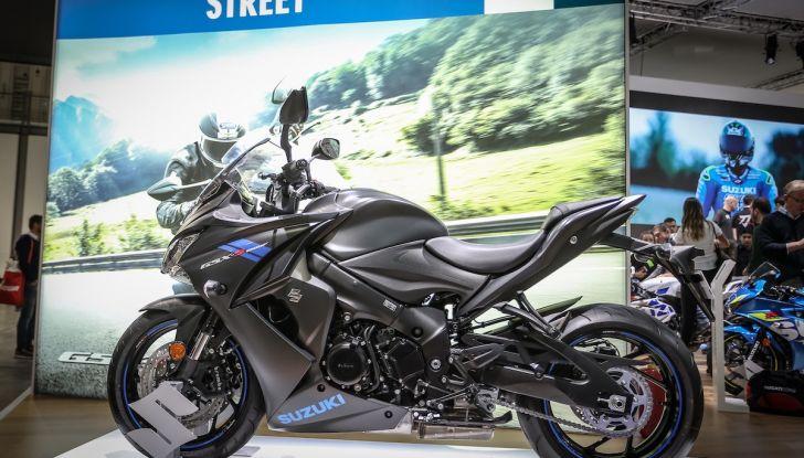 Tutte le novità di Suzuki ad Eicma 2018 - Foto 7 di 47