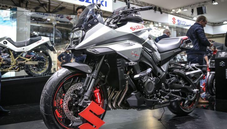 Tutte le novità di Suzuki ad Eicma 2018 - Foto 8 di 47