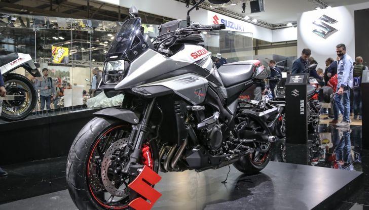 Tutte le novità di Suzuki ad Eicma 2018 - Foto 10 di 47