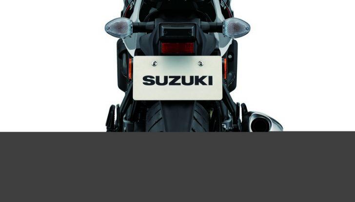 Suzuki SV 650 X arriva nei concessionari - Foto 25 di 25