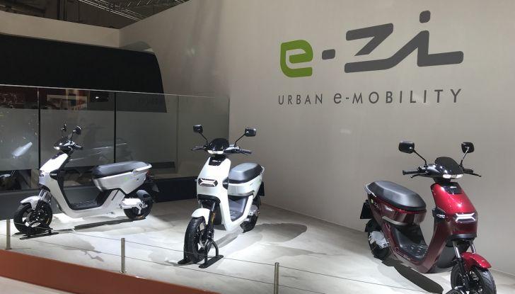 L'EICMA 2018 si elettrifica: gli scooter e le bici a zero emissioni - Foto 3 di 21