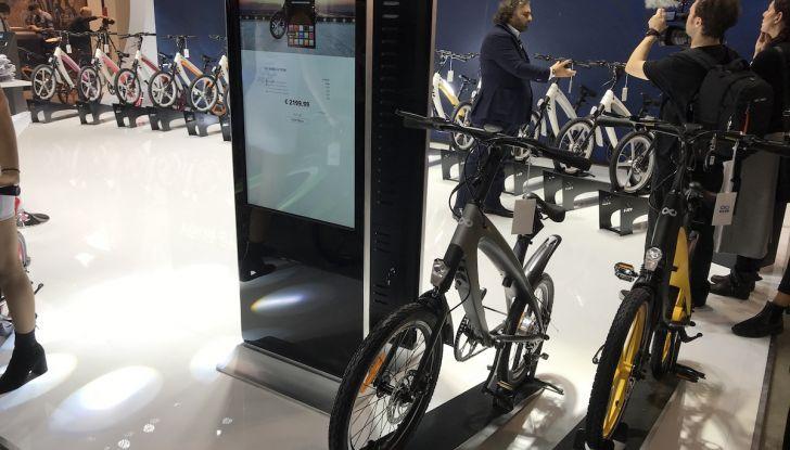 L'EICMA 2018 si elettrifica: gli scooter e le bici a zero emissioni - Foto 14 di 21