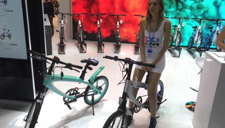 L'EICMA 2018 si elettrifica: gli scooter e le bici a zero emissioni - Foto 15 di 21