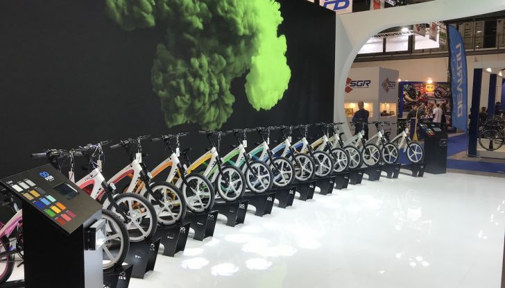 L'EICMA 2018 si elettrifica: gli scooter e le bici a zero emissioni - Foto 16 di 21