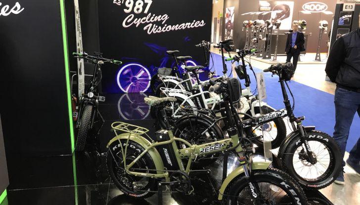L'EICMA 2018 si elettrifica: gli scooter e le bici a zero emissioni - Foto 18 di 21