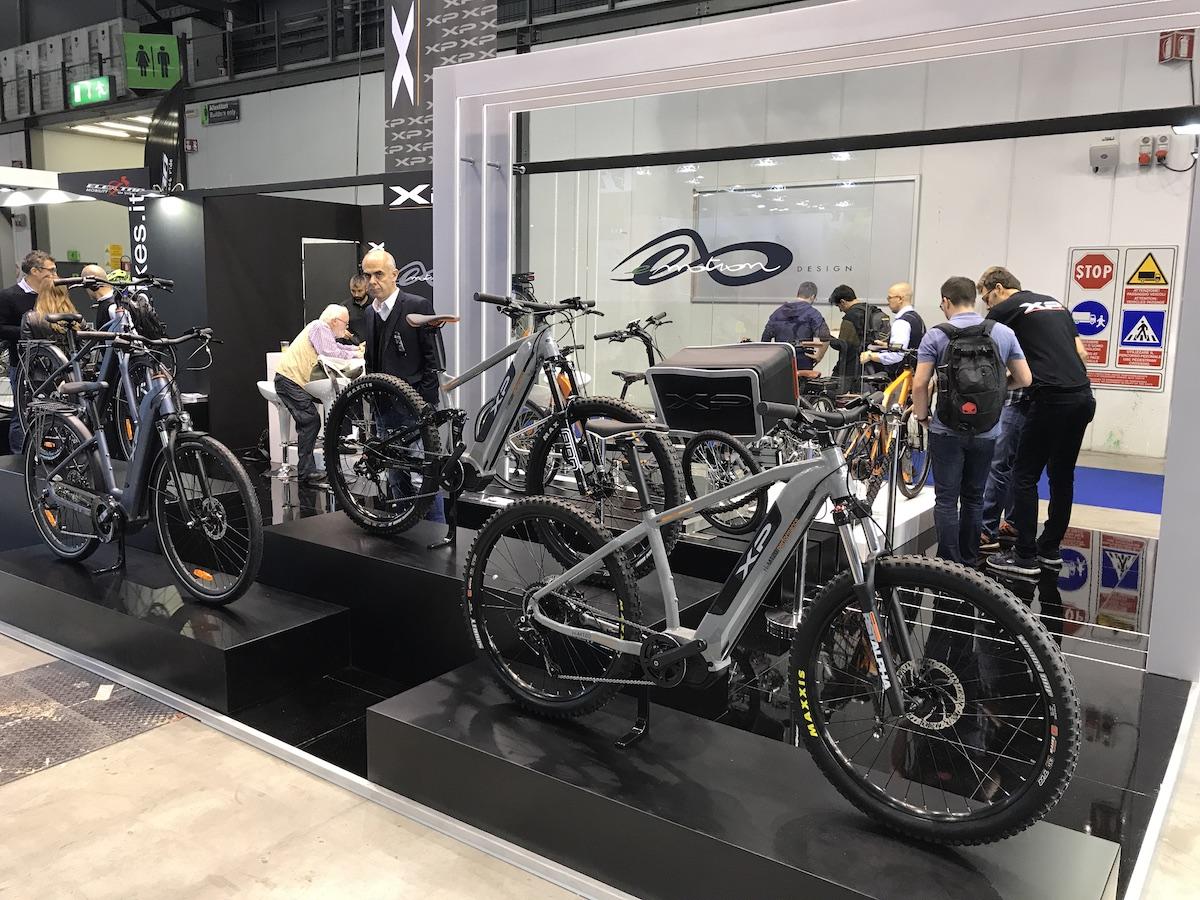 L'EICMA 2018 si elettrifica: gli scooter e le bici a zero emissioni - Foto 19 di 21