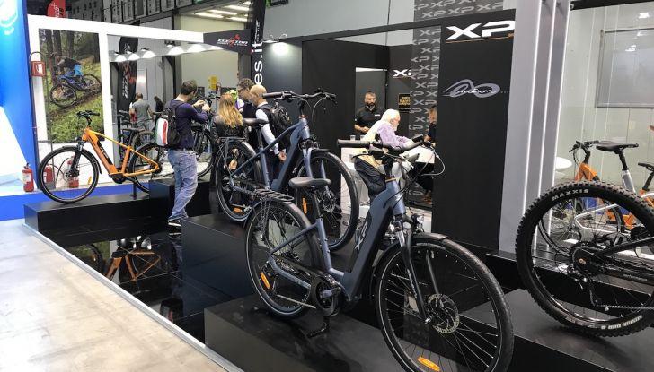 L'EICMA 2018 si elettrifica: gli scooter e le bici a zero emissioni - Foto 20 di 21