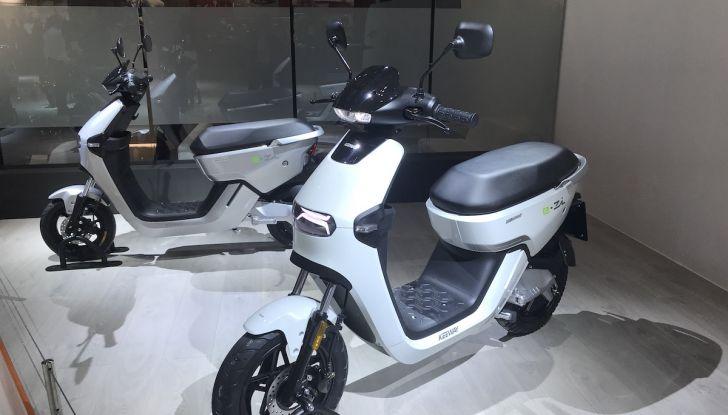 L'EICMA 2018 si elettrifica: gli scooter e le bici a zero emissioni - Foto 4 di 21