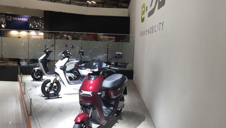L'EICMA 2018 si elettrifica: gli scooter e le bici a zero emissioni - Foto 6 di 21