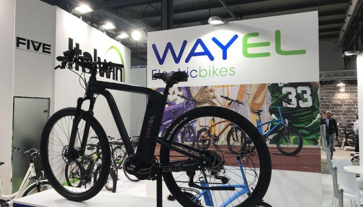 L'EICMA 2018 si elettrifica: gli scooter e le bici a zero emissioni - Foto 10 di 21
