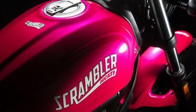 Notte Rosa 2016, arriva lo Scrambler Shocking Ducati