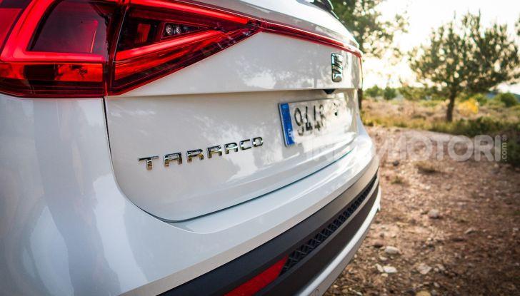 Prova su strada Seat Tarraco: il SUV sportivo è ammiraglia del marchio - Foto 16 di 49