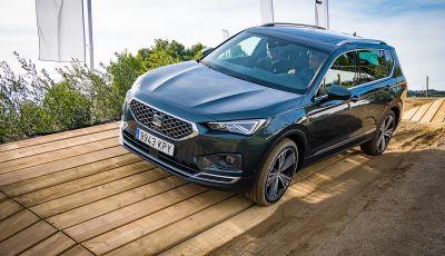 Prova su strada Seat Tarraco: il SUV sportivo è ammiraglia del marchio