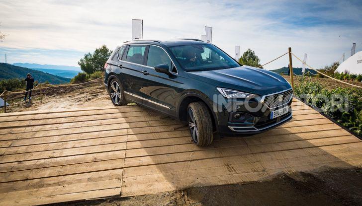 Prova su strada Seat Tarraco: il SUV sportivo è ammiraglia del marchio - Foto 6 di 49