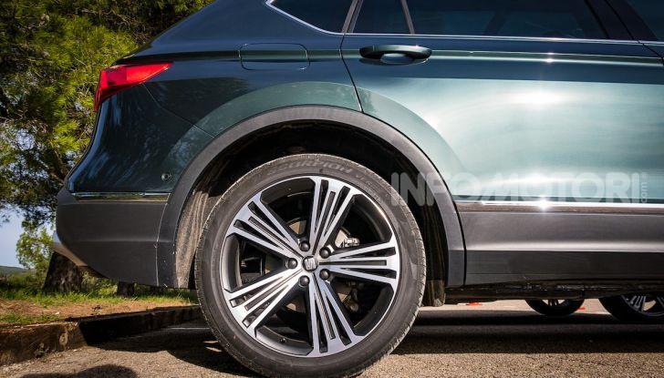 Prova su strada Seat Tarraco: il SUV sportivo è ammiraglia del marchio - Foto 7 di 49