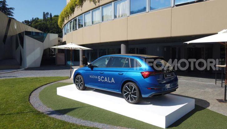 Skoda Scala 2019 dati, motori e prezzi - Foto 2 di 32