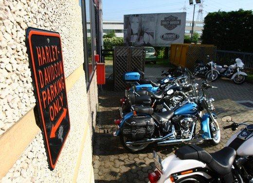 Harley Davidson Euro Festival 2011 a Saint Tropez - Foto 16 di 43