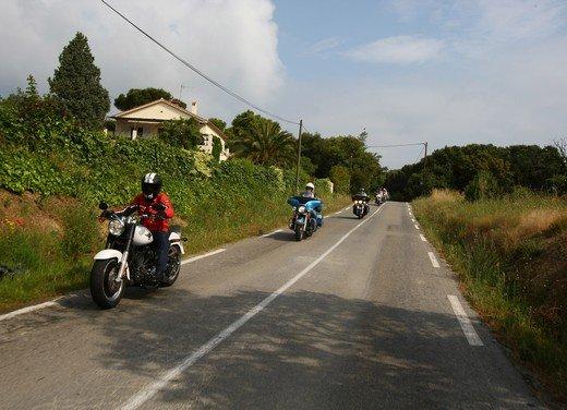 Harley Davidson Euro Festival 2011 a Saint Tropez - Foto 26 di 43