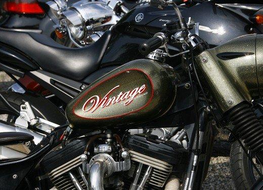 Harley Davidson Euro Festival 2011 a Saint Tropez - Foto 28 di 43