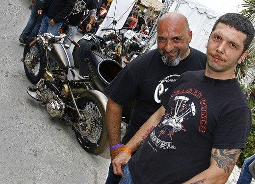 Harley Davidson Euro Festival 2011 a Saint Tropez - Foto 32 di 43