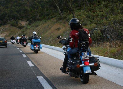 Harley Davidson Euro Festival 2011 a Saint Tropez - Foto 8 di 43