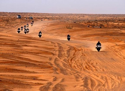 Stelvio Ride in Tunisia - Foto 7 di 10