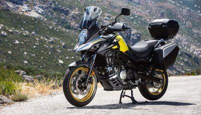 Suzuki Bike Back: il nuovo finanziamento per tenere, sostituire o restituire la moto