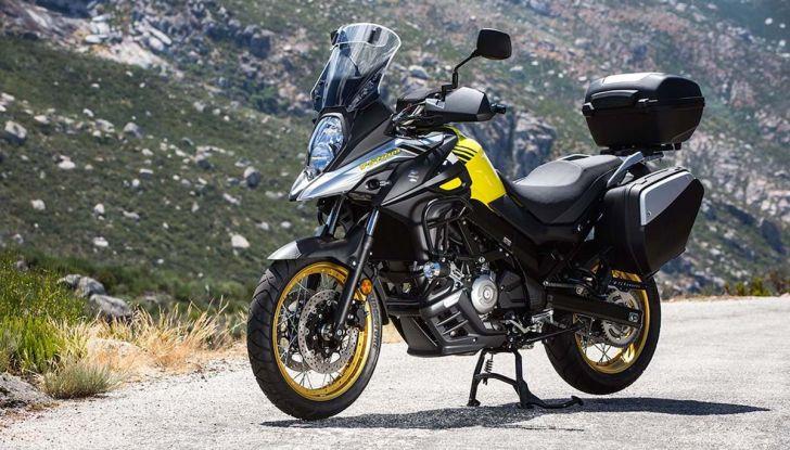 Suzuki Bike Back: il nuovo finanziamento per tenere, sostituire o restituire la moto - Foto 1 di 6