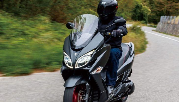 Suzuki Bike Back: il nuovo finanziamento per tenere, sostituire o restituire la moto - Foto 6 di 6