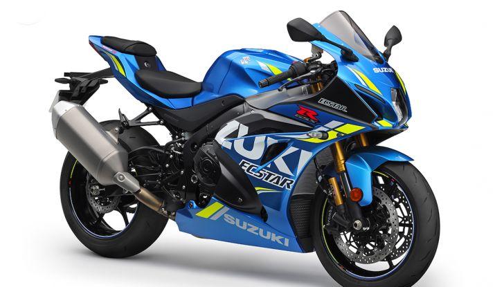 Suzuki Bike Back: il nuovo finanziamento per tenere, sostituire o restituire la moto - Foto 2 di 6