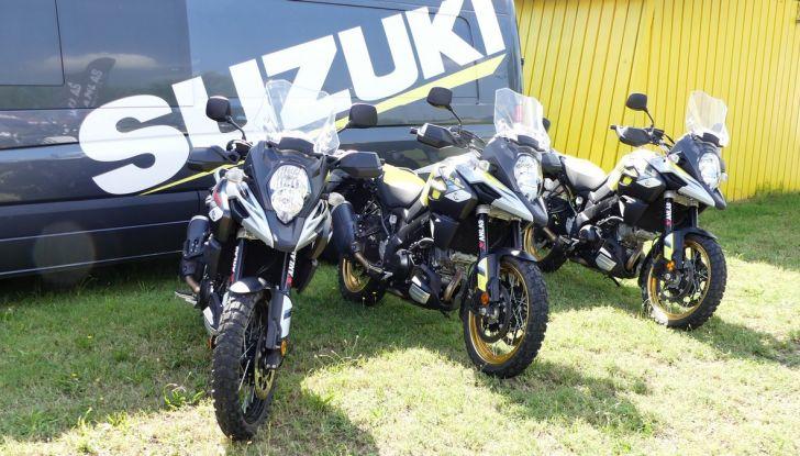 Suzuki V-Strom Academy 2018: imparare il fuoristrada con le Maxienduro - Foto 4 di 10