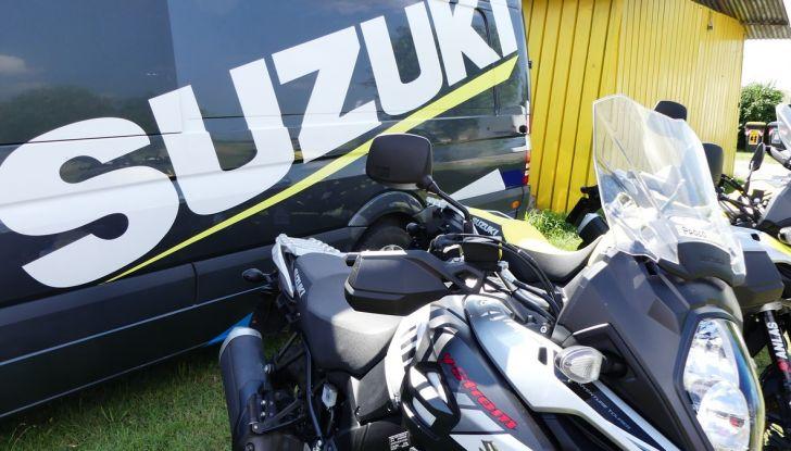 Suzuki V-Strom Academy 2018: imparare il fuoristrada con le Maxienduro - Foto 6 di 10