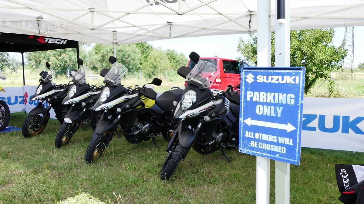 Suzuki V-Strom Academy 2018: imparare il fuoristrada con le Maxienduro - Foto 3 di 10