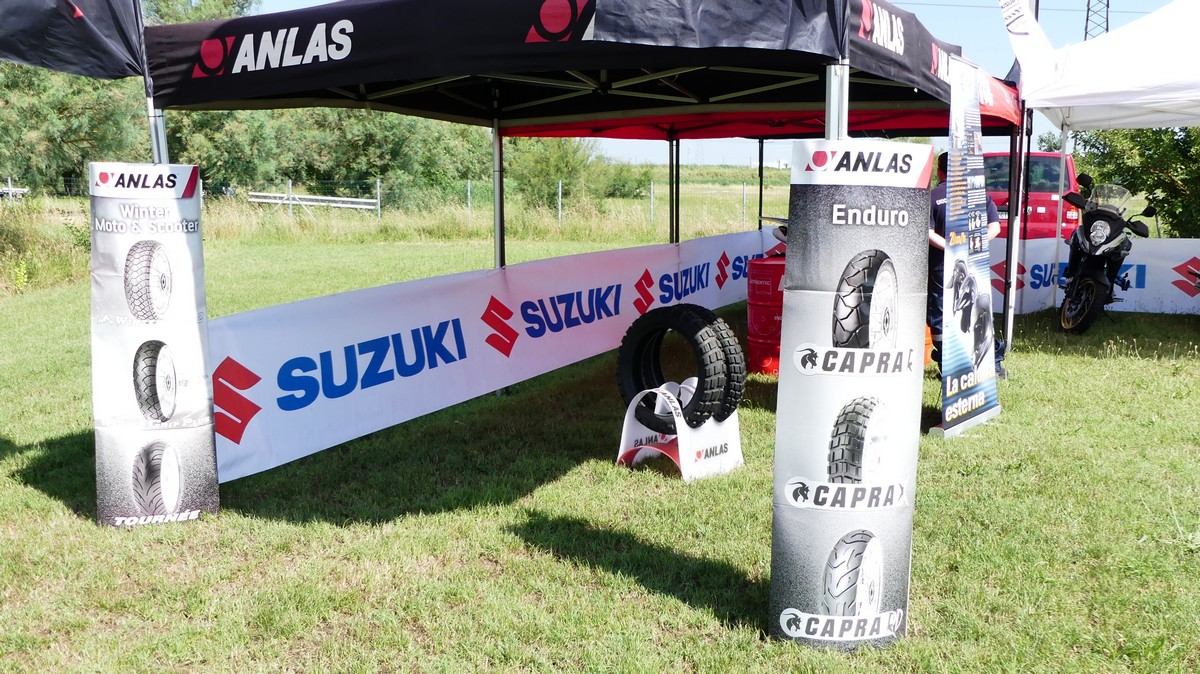 Suzuki V-Strom Academy 2018: imparare il fuoristrada con le Maxienduro - Foto 8 di 10