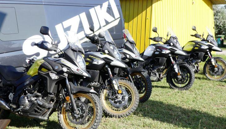 Suzuki V-Strom Academy 2018: imparare il fuoristrada con le Maxienduro - Foto 10 di 10