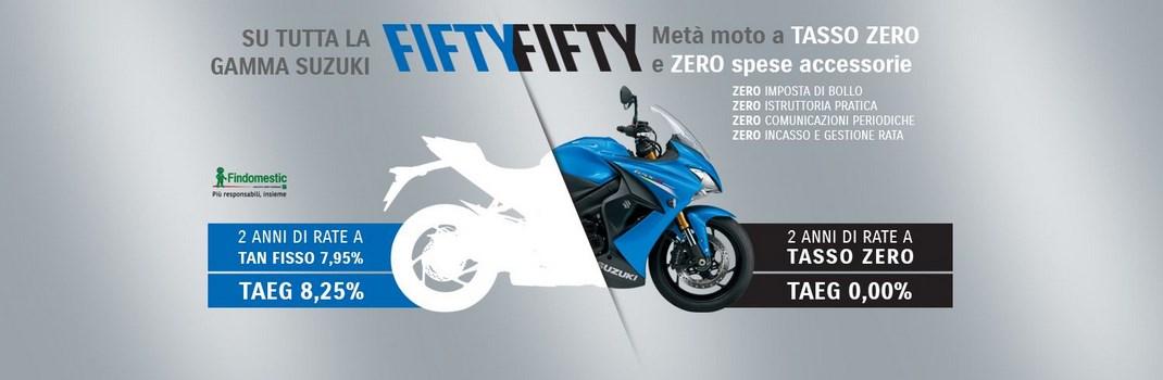 Suzuki, offerte sulla gamma V-Strom 650 ABS e XT, SV650 ABS e scooter - Foto 3 di 7
